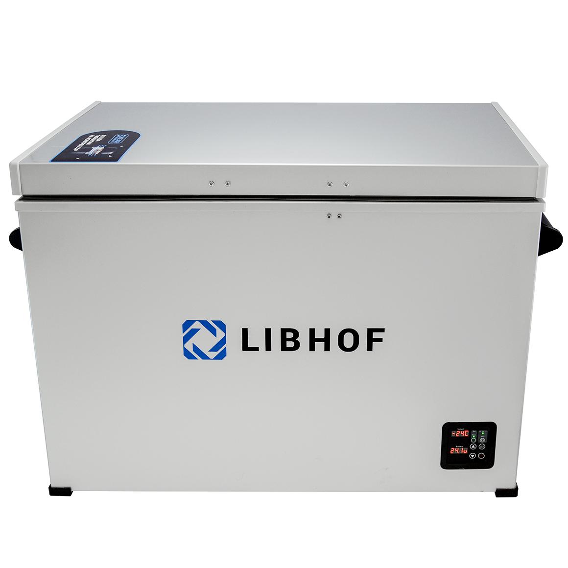 Автомобильные холодильники Libhof для рыбалки