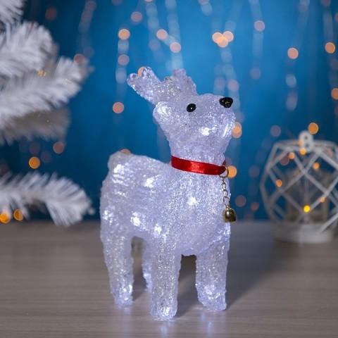 Новогодние светильники декоративные