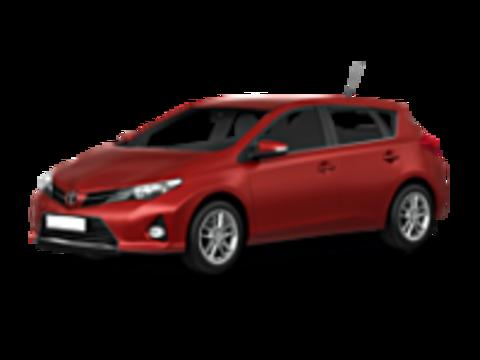Багажники на Toyota Auris II 2012-2019 хэтчбек