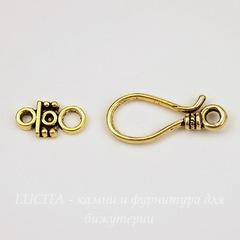 Замки крючки для браслетов, колье и бус