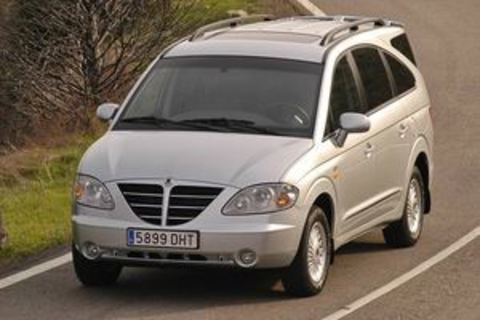 Багажники на Ssang yong Rodius  I 2004-2013