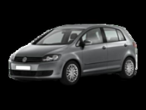 Багажники на Volkswagen Golf Plus За дверные проемы