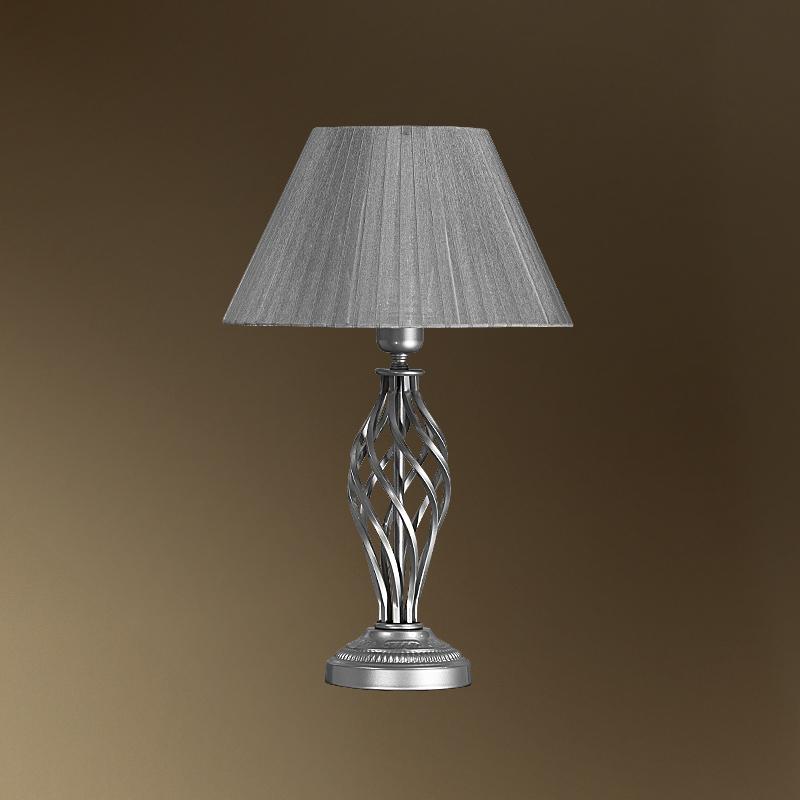 Настольная лампа металл