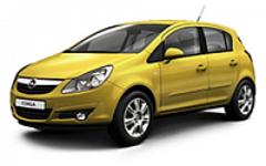 Чехлы на Opel Corsa