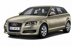 Чехлы на Audi A3