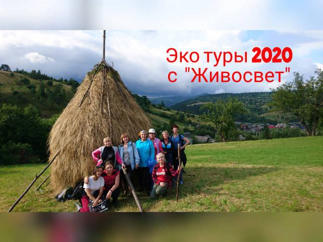 Эко-туры в 2020 году