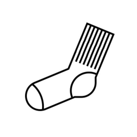 Носки спорт резинка
