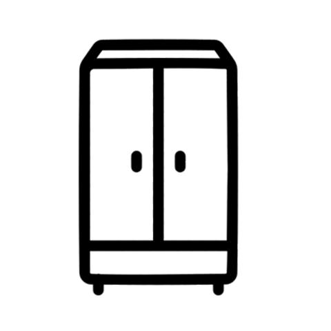 Шкафы для детской