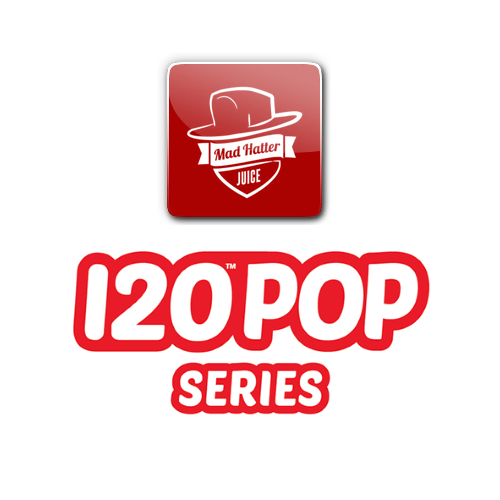 120 POP eJuice by Mad Hatter