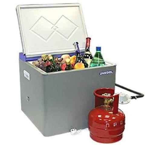 Абсорбционные (газовые) автохолодильники