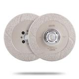 Алмазный двусторонний диск Cut' n 'Grind с фланцем