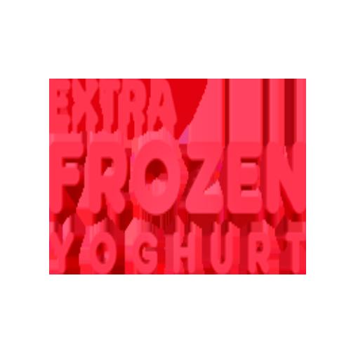 Extra Frozen Yoghurt