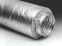 Теплоизолированные гибкие воздуховоды