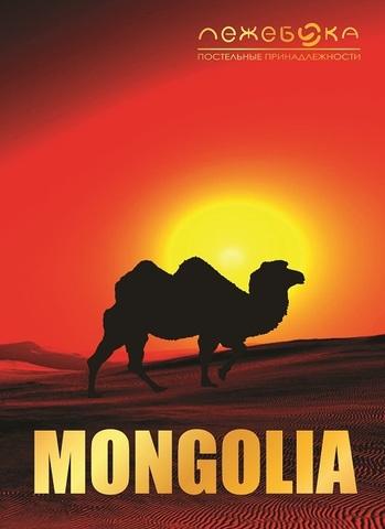 MONGOLIA - одеяла из шерсти монгольского верблюда со смотровым окном