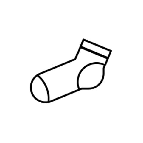 Низкие носки