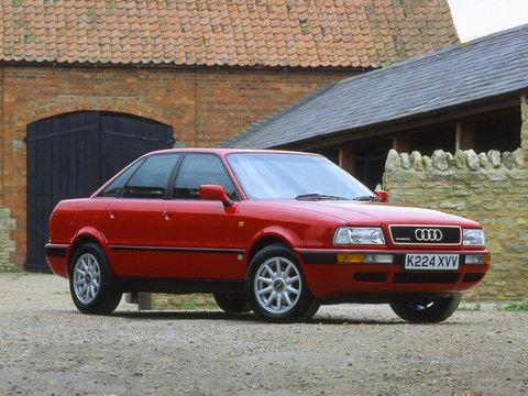 Багажники на Audi 80 Седан 1987-1994
