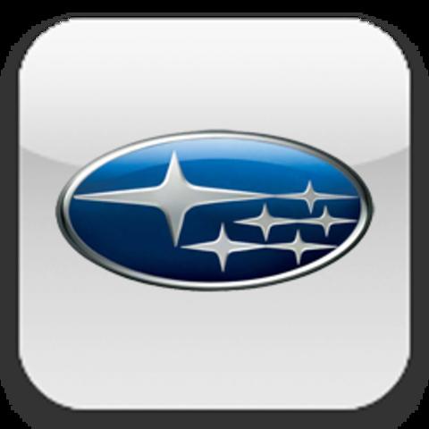 Брызговики Subaru