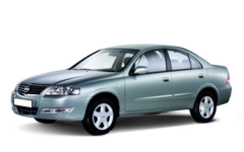 Багажник на крышу Nissan Almera N16/ классик 2000-2012