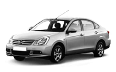 Багажник на крышу Nissan Almera G15 2012-2019