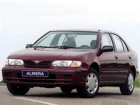 Багажник на крышу Nissan Almera N15 1995-2000 седан