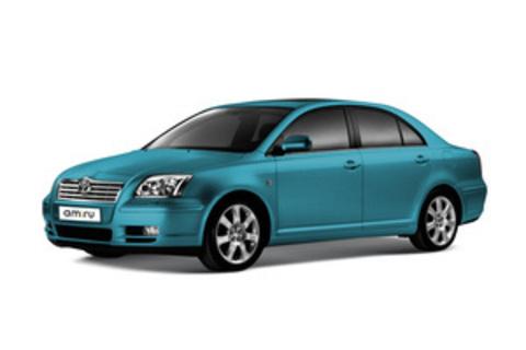 II 2003-2009 седан