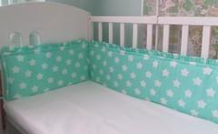 Текстиль в кроватку
