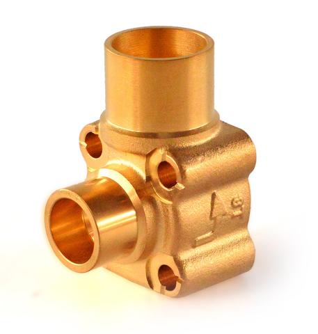 Терморегулирующие клапаны и вентили