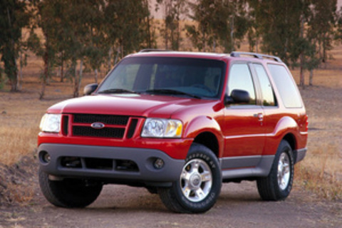Багажники на Ford Explorer II 1995-2002