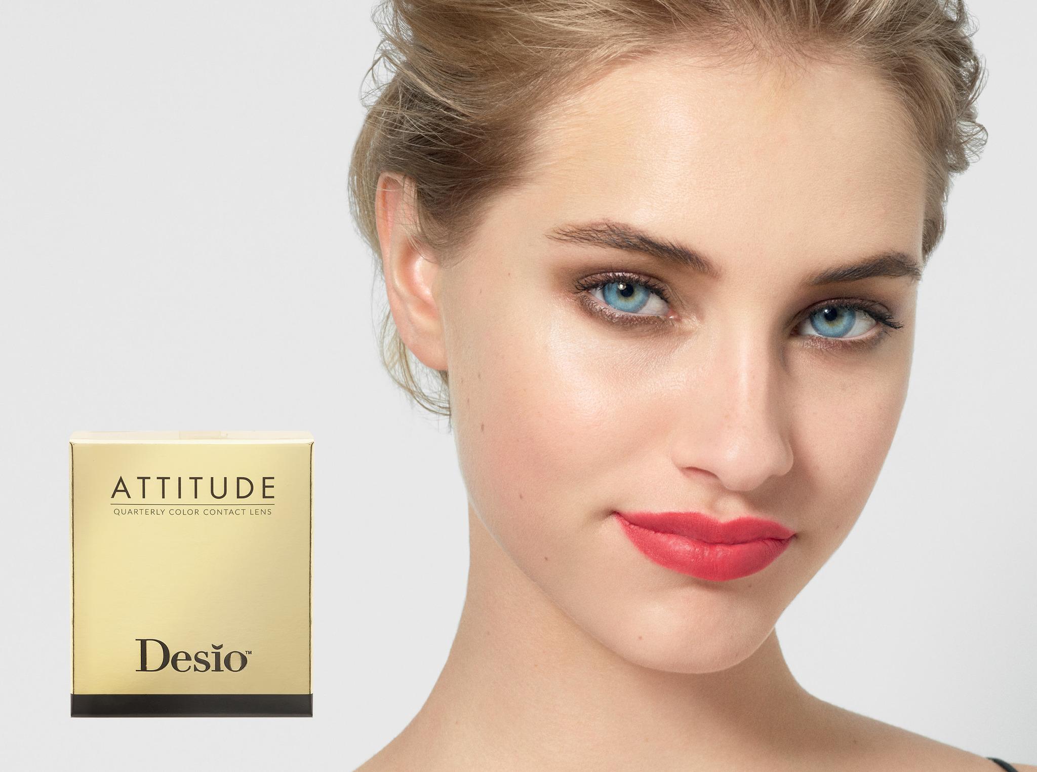 ♦ NEW! Attitude Quarterly - три тона (квартальные)
