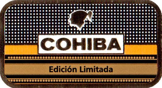 Cohiba ограниченные выпуски