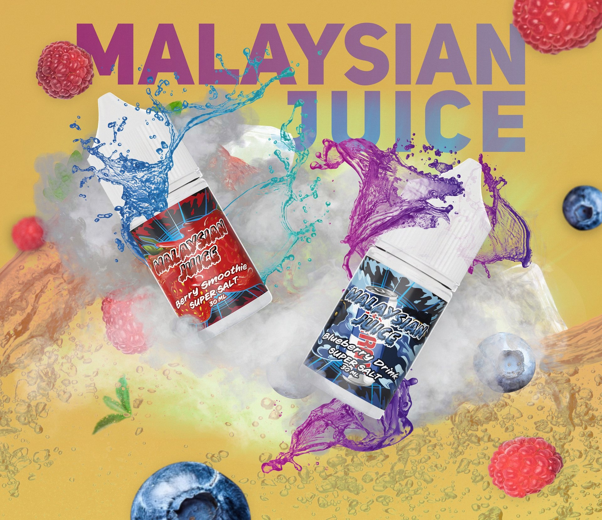 Malaysian Juice by Danger