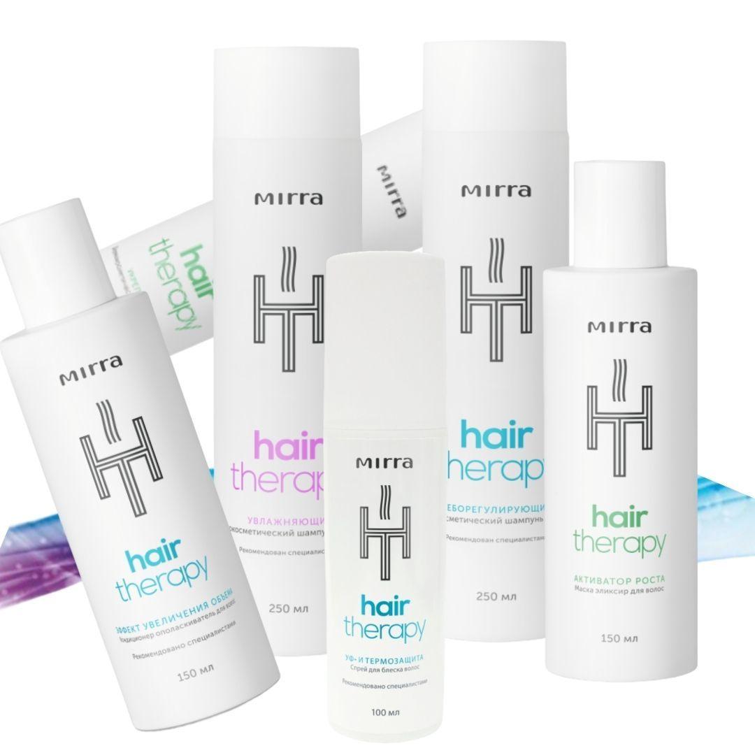 MIRRA HAIR THERAPY / Уход за волосами