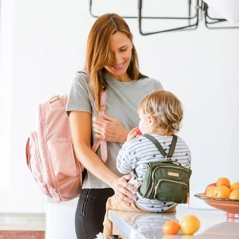 Детские рюкзаки - мини версии