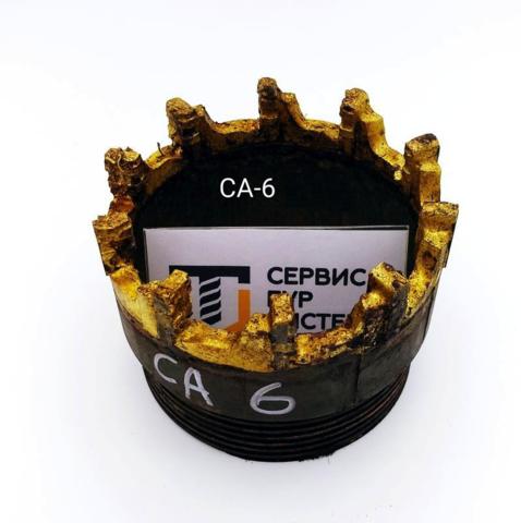 Буровые коронки СА-6