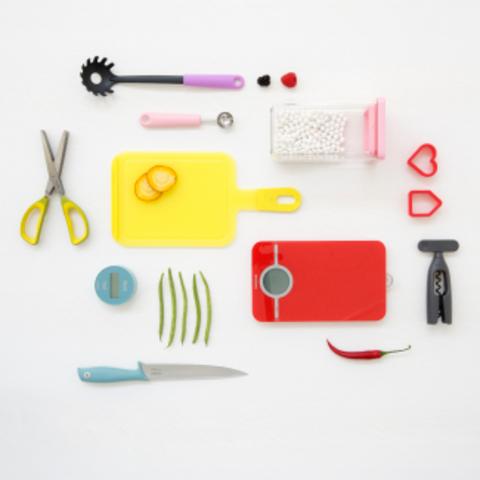 Кухонные принадлежности, серия Tasty Colors