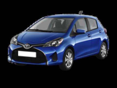Багажники на Toyota Yaris P3 2010-2019