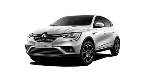 Рено Аркана /  Renault ARKANA