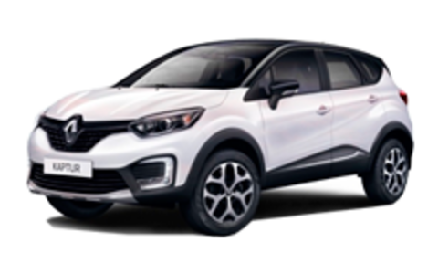 Багажники на Renault Kaptur 2016-2019
