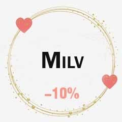 -10% скидка на Milv