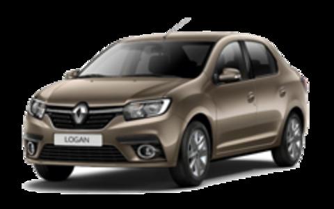 Багажники на Renault Logan II 2013-2019