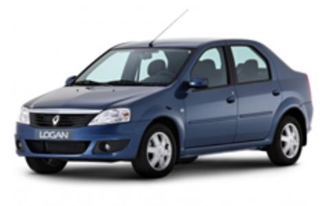 Багажники на Renault Logan I 2004-2012