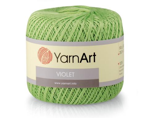 Violet  (100% хлопок, 50г/282м) 4.80BYN