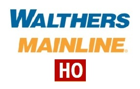 Локомотивы HO Walthers Mainline