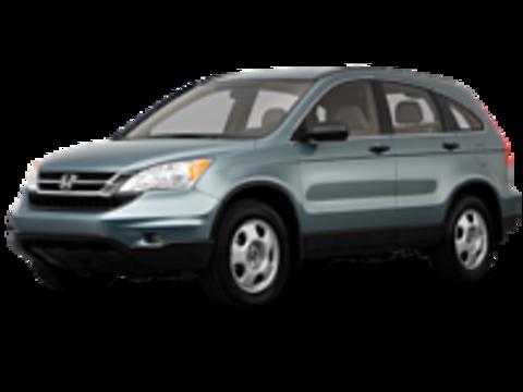Рейлинги на Honda CR-V 2006-2012
