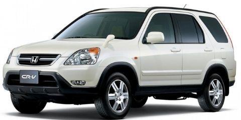 Honda CR-V 2 2001-2006