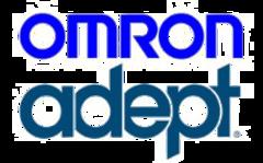 Лого Omron Adept