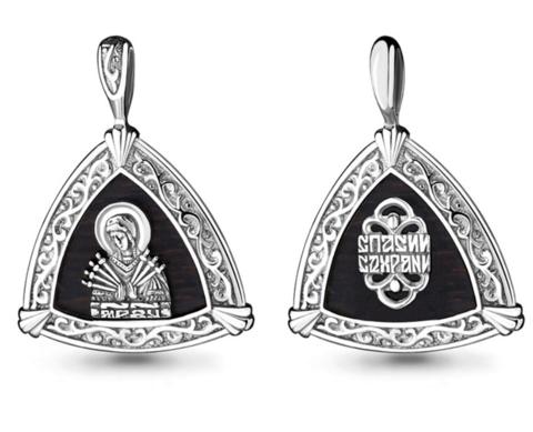 Нательные кресты и иконы из серебра