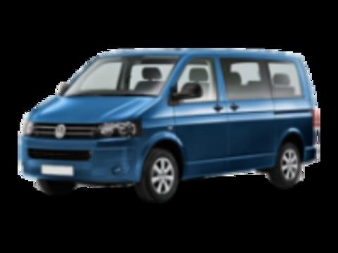 Рейлинги на  Volkswagen Multivan T5 T6