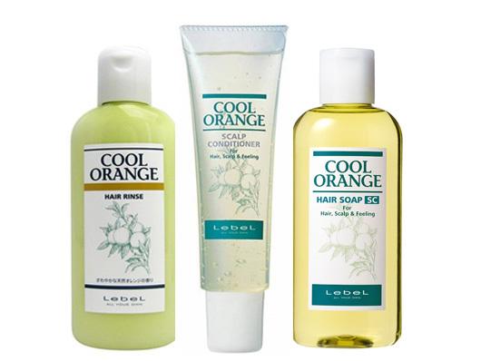 Уход за кожей головы Cool Orange
