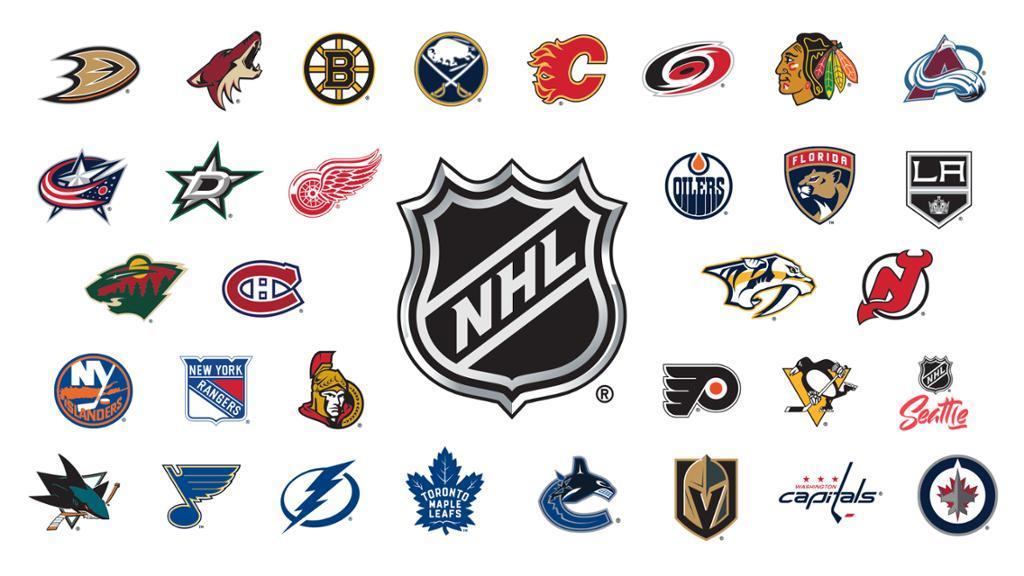 Футболки НХЛ